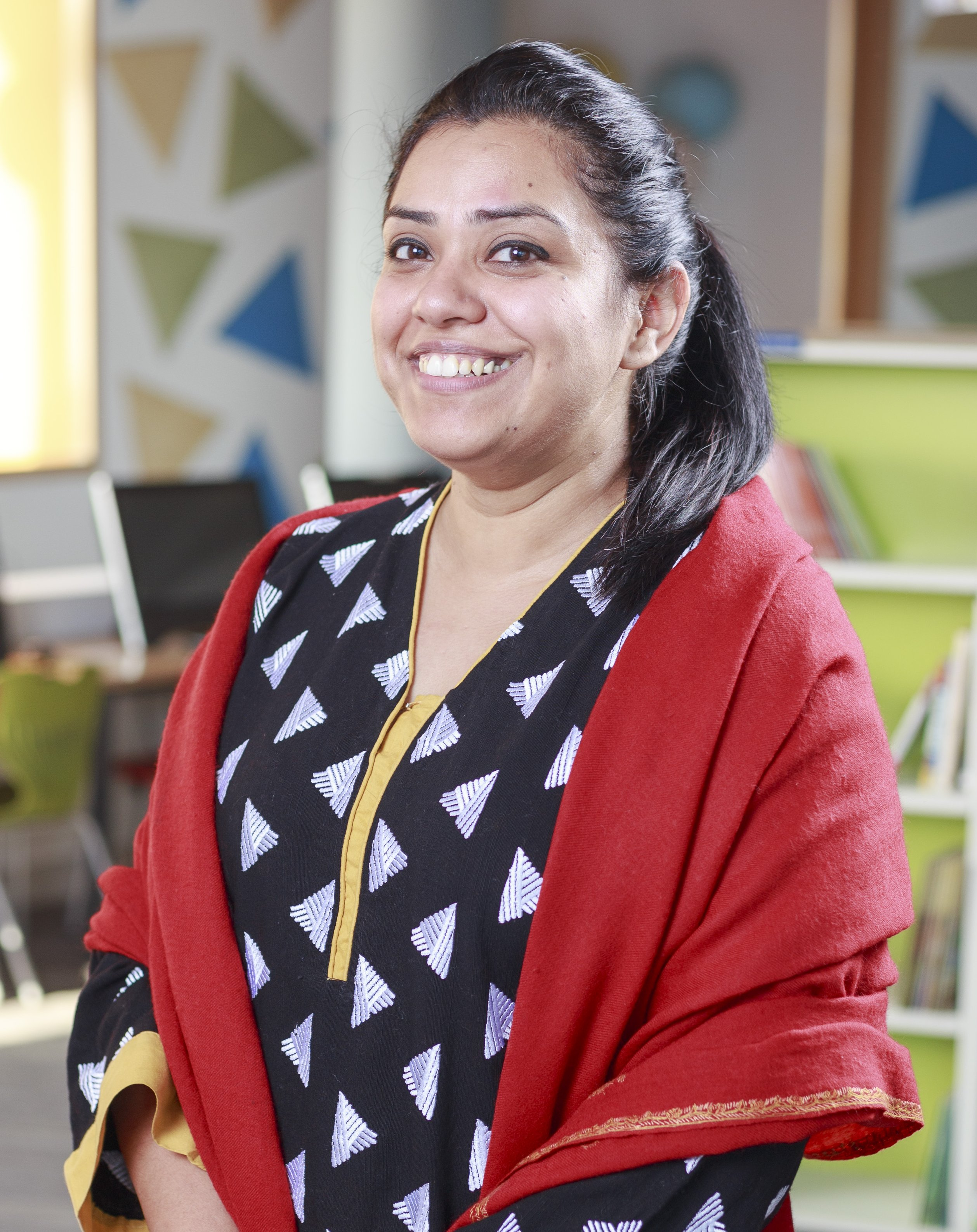 Zahra Khan