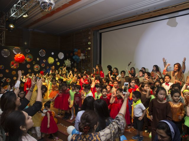 TNS Beaconhouse Annual School Concert 2018